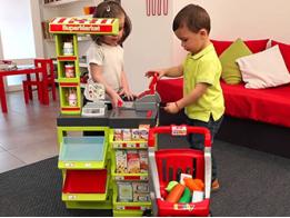 Детский супермаркет