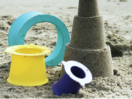 Аксессуары для песочниц