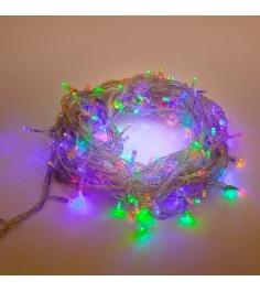 Гирлянда 180 led цветное свечение Новогодняя сказка 971204