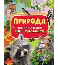 Книга энциклопедия для малышей природа Росмэн 30735