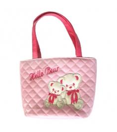 Сумочка мишки розовая Shantou Gepai 635001