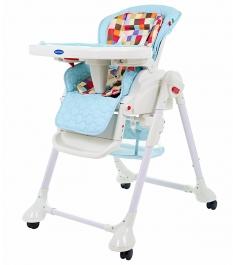 Стульчик для кормления Sweet Baby Luxor Multicolor Blu 319475