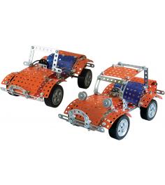 Металлический конструктор ретро авто 300 деталей Тридевятое царство 950