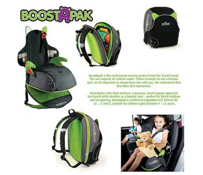 Автокресло рюкзак boostapak отзывы вязаная детская рюкзаки