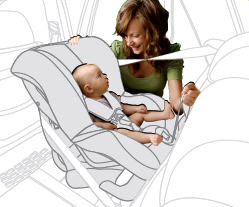 Britax First Class Plus
