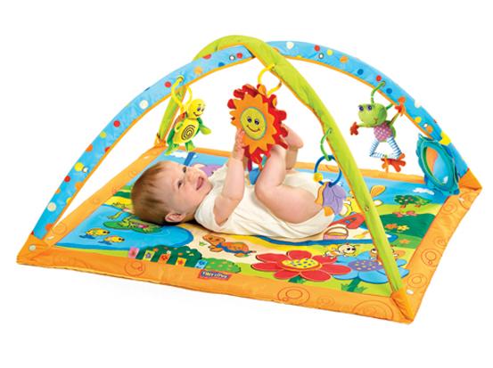Развивающий коврик Tiny Love Солнечный денек 396