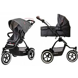 коляски для новорожденных 2 в 1