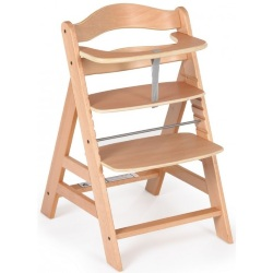 Стул для кормления деревянный